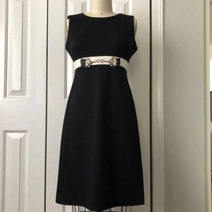 Classic Design sleeveless Dress